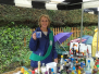 Bottle Stall Wellesbourne Street fayre