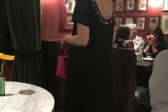 black-dresspompom