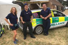 Picnic-paramedics