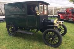 Hugie-green-truck