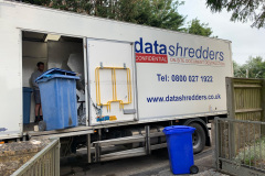 Data-shredder-at-work