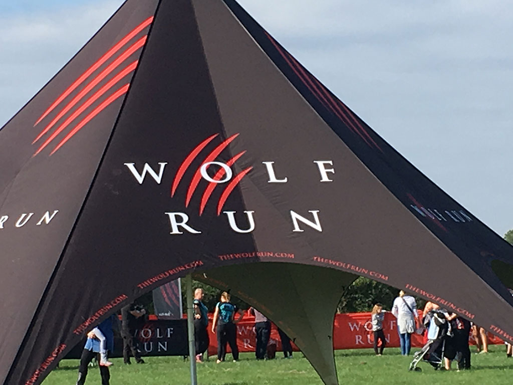 Wolf-wigwam