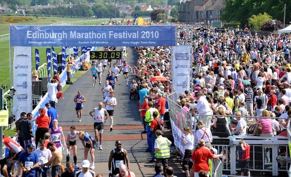 Edinburgh run