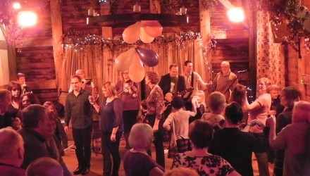 Ceilidh at the Townsend Hall