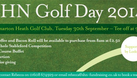 SHN Golf Day