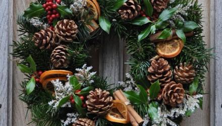 Armscote Manor Workshops – Wreaths
