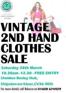 Vintage Sale 1A5 2015