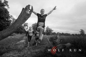 Wolf run jump