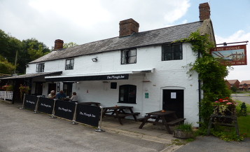 the plough in Stretton