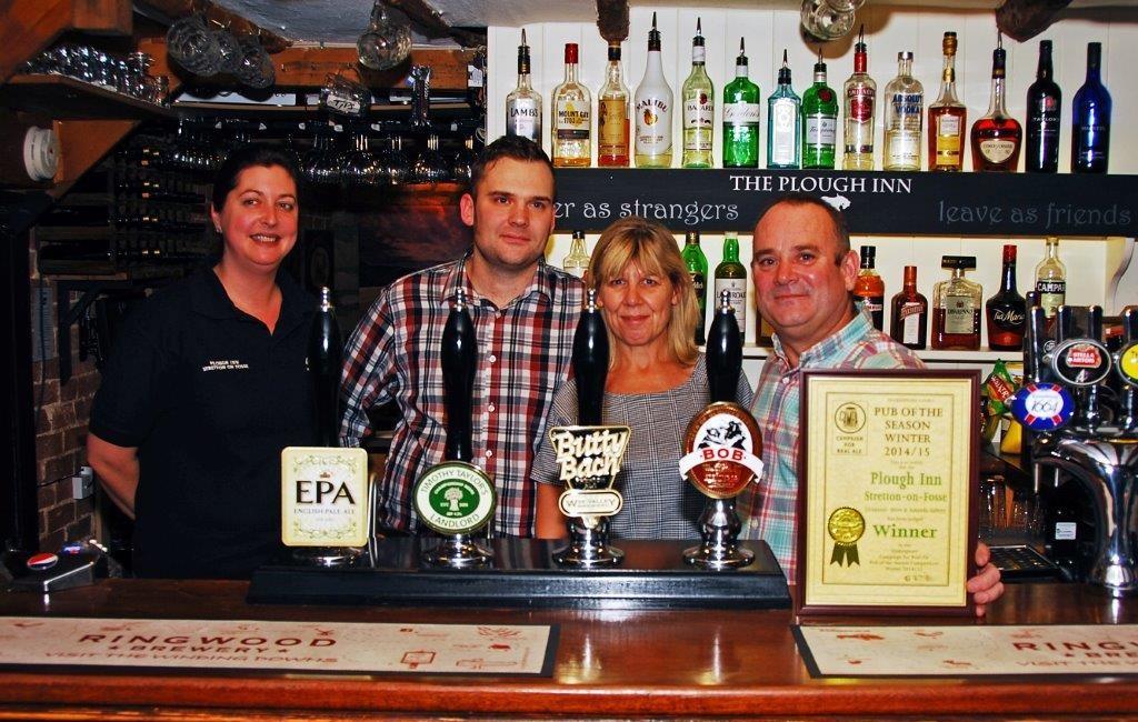 The Plough Inn Stretton-on-Fosse
