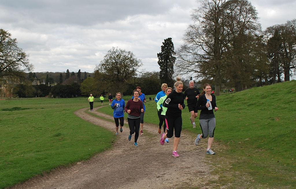 Spring Run Walk