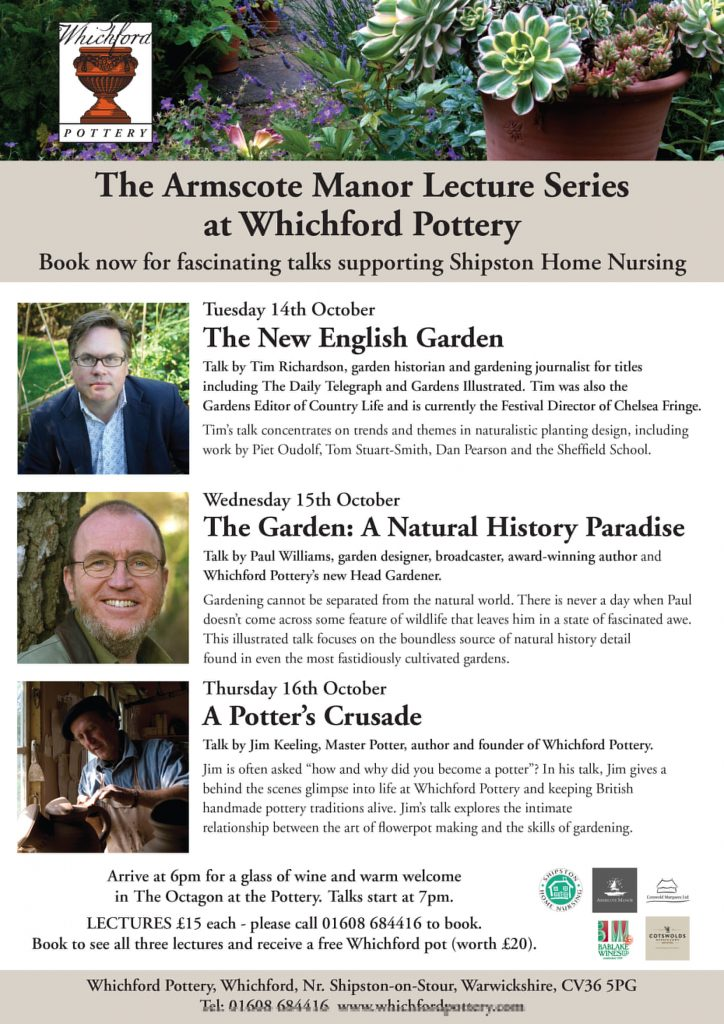 Armscote lectures 2014.indd