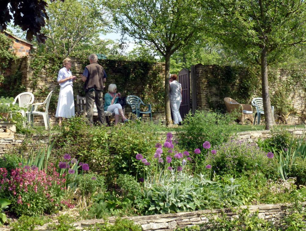 Burmington garden