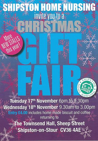 Gift Fair inviteDM