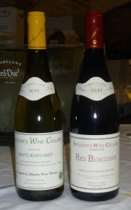 SHn Red and White wine