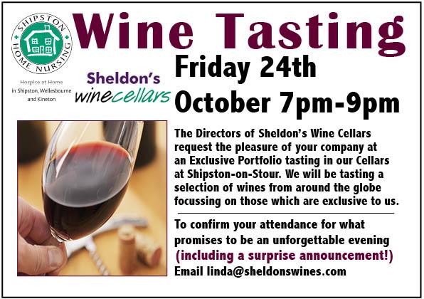 Wine tasting Oct.2014
