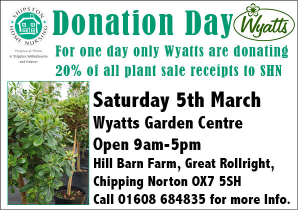Wyatts sales donation hill 2016