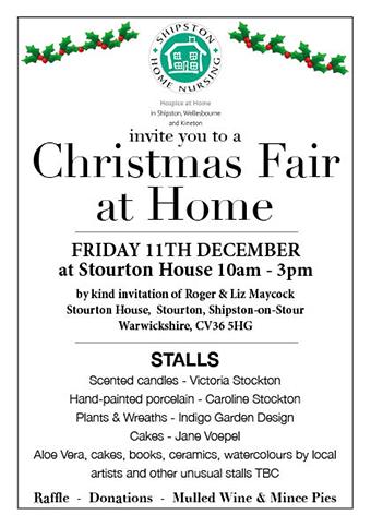 Xmas Fair at HomeDM