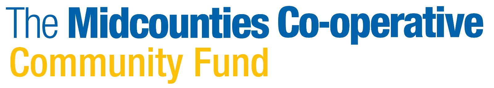 mid coop community fund logo