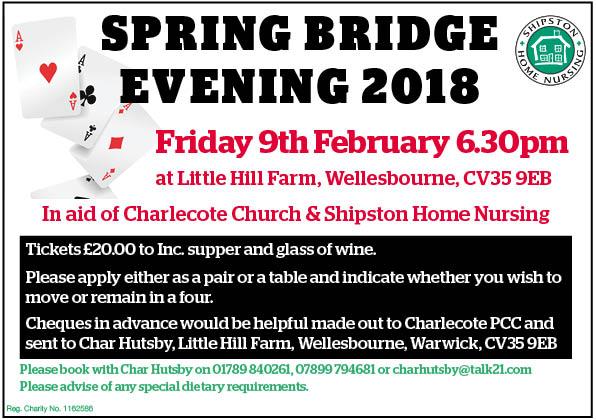 Spring Bridge FEb 2018