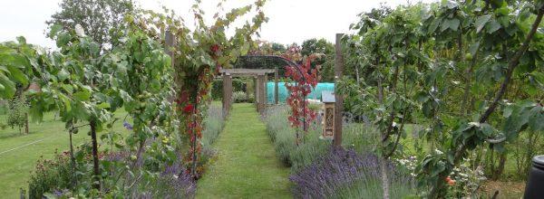 Tysoe Walled Kitchen Garden
