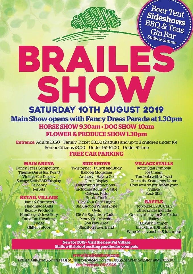 Brailes show